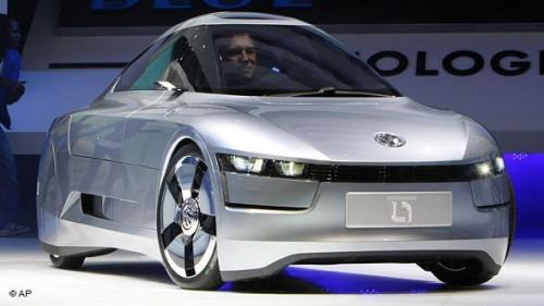 Volkswagen готовит электрический Golf и микромобиль Up