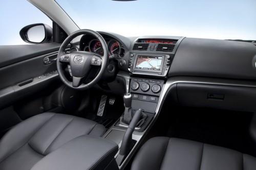 Salon Mazda 6