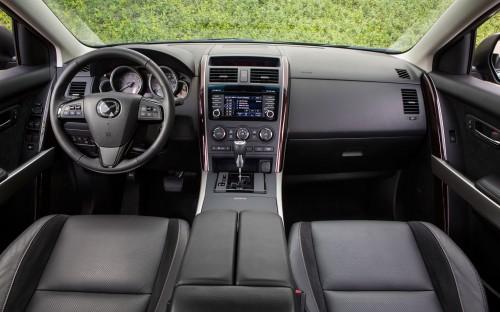 Mazda-CX-9 Интерьер