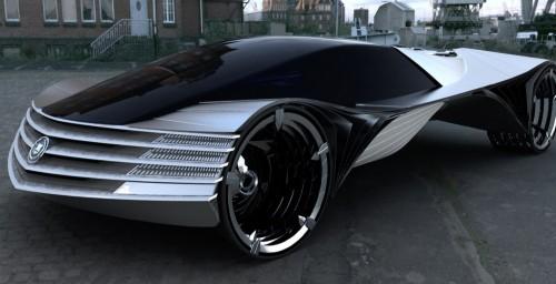 Cadillac WTF: проект автомобиля на ядерной энергии