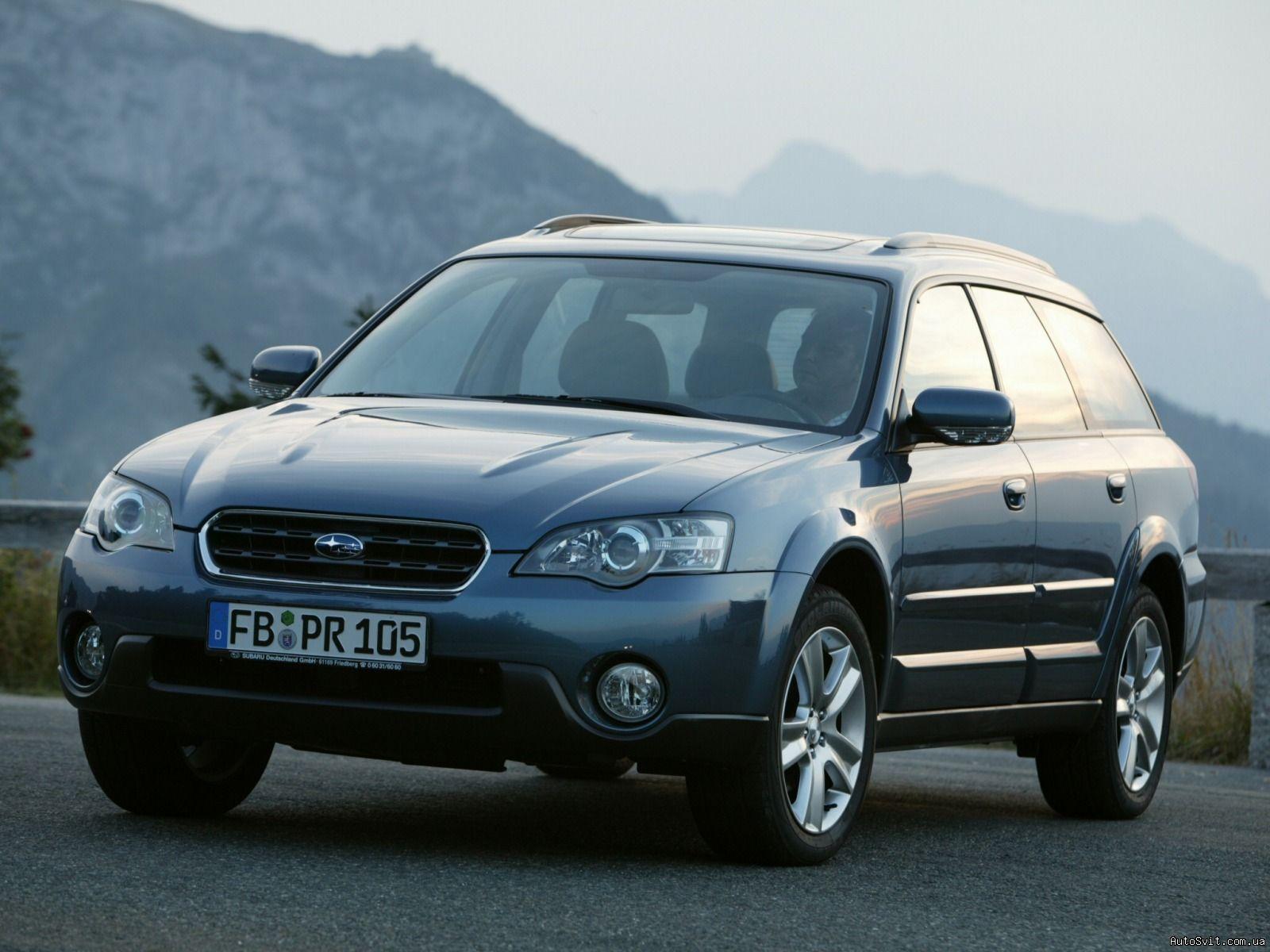 Subaru на Slando