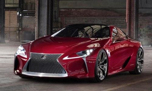Lexus возродит для спорткупе имя SC к 2017 году