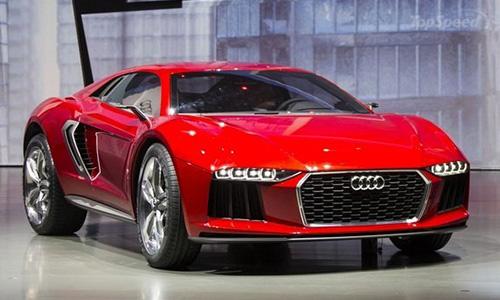Суперкар Audi Nanuk Quattro Concept