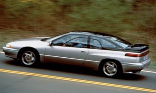 Возрождённая модель SVX Subaru