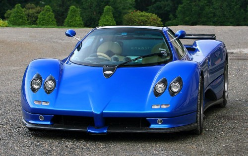 2002 Pagani Zonda C12 S 7.3