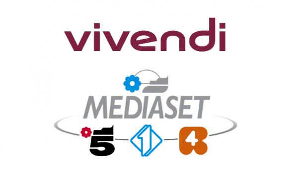 Vivendi увеличила долю в Mediaset до 20%