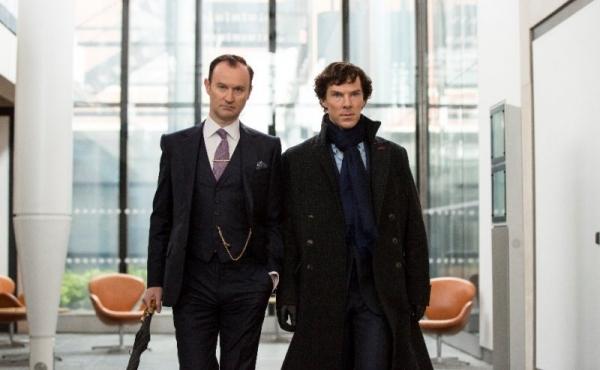 Эпизод «Шерлока» попал в Сеть из-за «преступной халатности» сотрудника Первого канала