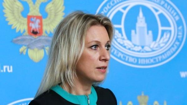"""Захарова: РФ проинформирует ОБСЕ, если Украина на самом деле запретила """"Дождь"""""""